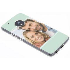 Gestalte deine eigene Motorola Moto G5 Plus Gel Hülle