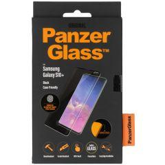 PanzerGlass Case Friendly Displayschutzfolie Schwarz Galaxy S10 Plus