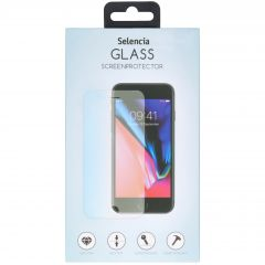 Selencia Displayschutz aus gehärtetem Glas für Alcatel 1C (2019)