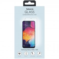 Selencia Displayschutz aus gehärtetem Glas Samsung Galaxy M30s / M21