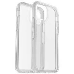 OtterBox Clearly Protected Backcover + protector iPhone 12 (Pro)