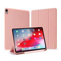 Dux Ducis Domo Book Case für iPad Air (2020) - Roségold