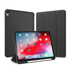 Dux Ducis Domo Book Case für iPad Air (2020) - Schwarz