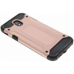 Roségoldenes Rugged Xtreme Case Samsung Galaxy J5 (2017)