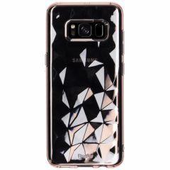 Ringke Air Prism Case Roségold für das Samsung Galaxy S8