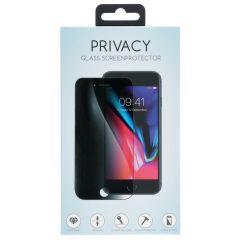 Selencia Screen Protector Privacy Glas für iPhone SE (2020)