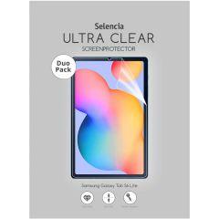 Selencia Duo Pack Screenprotector Samsung Galaxy Tab S6 Lite