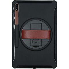 Defender Protect Case Schwarz Samsung Galaxy Tab S7 Plus