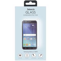 Selencia Displayschutz aus gehärtetem Glas Samsung Galaxy J7 (2017)