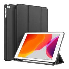 Accezz Smart Silicone Bookcase Schwarz iPad 10.2 (2019 / 2020)