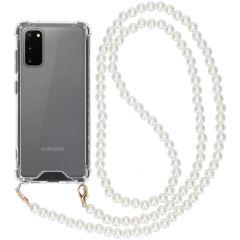 iMoshion Backcover mit Perlen für das Samsung Galaxy S20