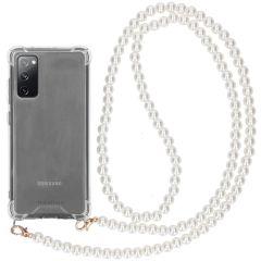 iMoshion Backcover mit Perlen für das Samsung Galaxy S20 FE