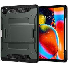Spigen Tough Armor Tech Backcover Grün iPad Pro 12.9 (2020)