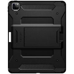 Spigen Tough Armor Tech Backcover Schwarz iPad Pro 12.9 (2020)