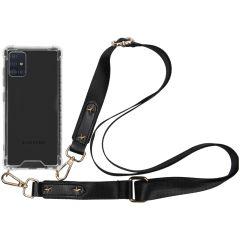 iMoshion Backcover mit Band Transparent für das Samsung Galaxy A51