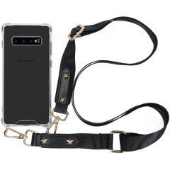 iMoshion Backcover mit Band Transparent für Samsung Galaxy S10 Plus