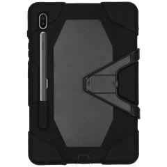 Extreme Protection Army Case Schwarz Samsung Galaxy Tab S6