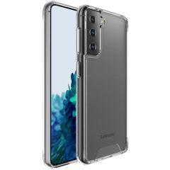 Accezz Xtreme Impact Case Transparent Samsung Galaxy S21