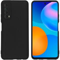 iMoshion Color TPU Hülle für das Huawei P Smart (2021) - Schwarz