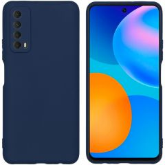 iMoshion Color TPU Hülle für das Huawei P Smart (2021) - Dunkelblau