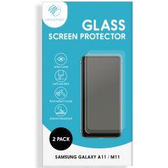 iMoshion Bildschirmschutzfolie Glas 2er-Pack Galaxy A11 / M11