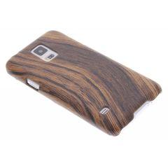 Holz-Design Hardcase-Hülle für Samsung Galaxy S5 (Plus)/Neo