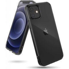 Ringke Fusion Case für das iPhone 12 (Pro) - Schwarz