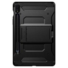 Spigen Tough Armor Pro Backcover Galaxy Tab S7 - Schwarz