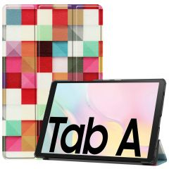 iMoshion Design Trifold Bookcase Galaxy Tab A7 - Various Colors