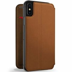 Twelve South SurfacePad Klapphülle iPhone Xr - Braun