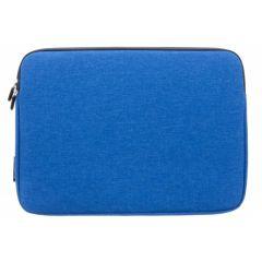 Gecko Covers Universal Zipper Laptop Sleeve 13 Zoll - Blau