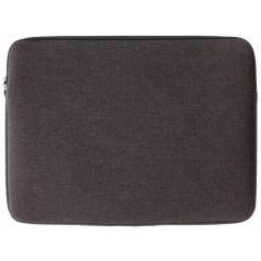 Gecko Covers Universal Zipper Laptop Sleeve 17 Zoll - Grau