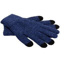 iMoshion Glatte Touchscreen-Handschuhe - Blau