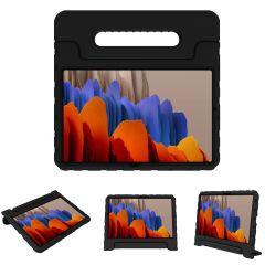iMoshion Hülle mit Handgriff kindersicher Samsung Galaxy Tab S7 Plus