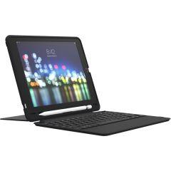 ZAGG Slim Keyboard Book Case Schwarz iPad 10.2 (2019 / 2020)