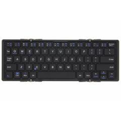 Faltbare Bluetooth-Tastatur - Schwarz