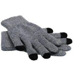 iMoshion Glatte Touchscreen-Handschuhe - Grau
