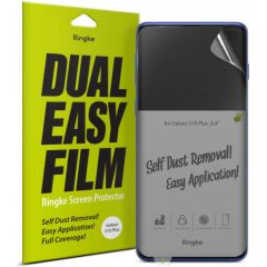 Ringke Dual Easy Screen Protector Duo Pack Samsung Galaxy S10 Plus