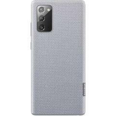 Samsung Kvadrat Hülle für das Galaxy Note 20 - Grau