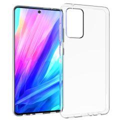 Accezz TPU Clear Cover Galaxy A52(s) (5G/4G) - Transparent