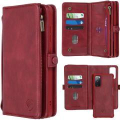 iMoshion 2-1 Wallet Booktype das Samsung Galaxy S20 FE - Rot