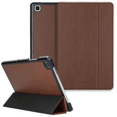 Selencia Nuria Trifold Book Case aus veganem Leder Galaxy Tab A7