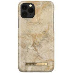 ideal of Sweden Fashion Back Case iPhone 11 Pro - Sandstorm Marble