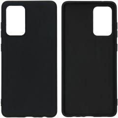 iMoshion Color TPU Hülle für das Samsung Galaxy A72 - Schwarz