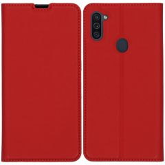 iMoshion Slim Folio Booklet Samsung Galaxy M11 / A11 - Rot