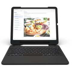 ZAGG Rugged Messenger Keyboard Case iPad Pro 11 (2018) - Schwarz