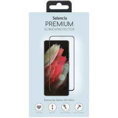 Selencia Ultrasonic sensor premium screenprotector Galaxy S21 Ultra