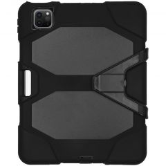 Extreme Protection Army Case Schwarz iPad Air (2020)