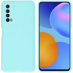iMoshion Color TPU Hülle für das Huawei P Smart (2021) - Mintgrün