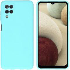 iMoshion Color TPU Hülle für das Samsung Galaxy A12 - Mintgrün